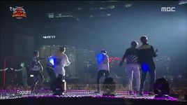 beautiful night (150905 k-pop super concert) - beast