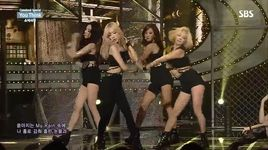 you think (150823 inkigayo) - snsd