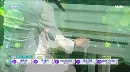 you are beautiful (150823 inkigayo) - yoo seung woo