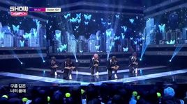 sweet girl (150826 show champion) - b1a4