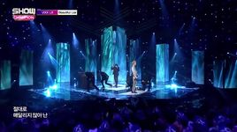beautiful liar (150826 show champion) - vixx lr