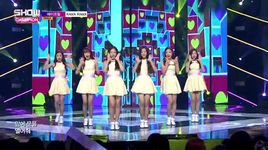 knock knock (150826 show champion) - april