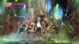 because i'm the best (150826 show champion) - hyuna