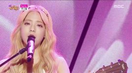 sorry (150829 music core) - juniel
