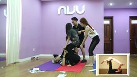 thach 14: yoga - thich an pho, gino tong, luc anh