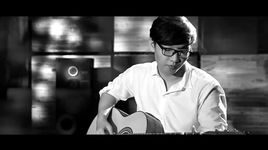 yeu duoi (live acoustic guitar in studio) - hoang dung the voice - v.a