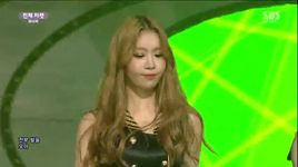 attention (150830 inkigayo) - dang cap nhat