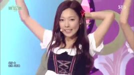 dream candy (150830 inkigayo) - april