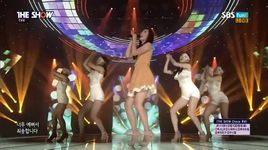 make me ugly plz (150901 the show) - yeon bun hong