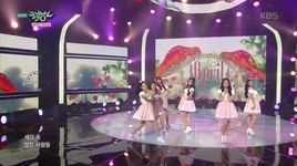 dream candy (150904 music bank) - april