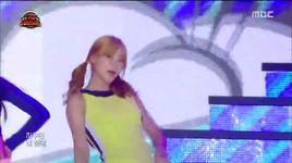 heart attack (150905 kpop super concert) - aoa
