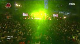 lion heart (150905 kpop super concert) - snsd