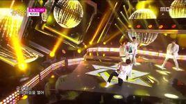 fullmoon shine (150905 music core) - bigstar