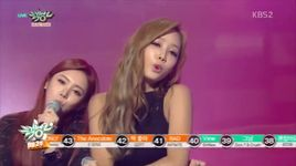 a bad thing (150911 music bank) - purfles