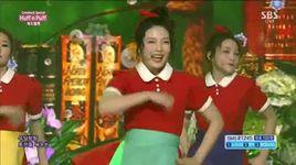 huff n puff (150913 inkigayo) - red velvet