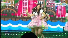 dream candy (150913 inkigayo) - april