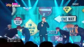 rush (150919 music core) - monsta x