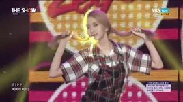 pippi (150922 the show) - 2eyes