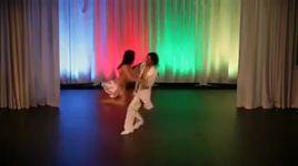 salsa super speed - dancesport