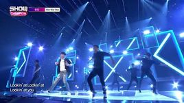 wow wow wow (150923 show champion) - jun jin