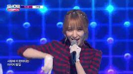 oppanyong (150923 show champion) - jina u