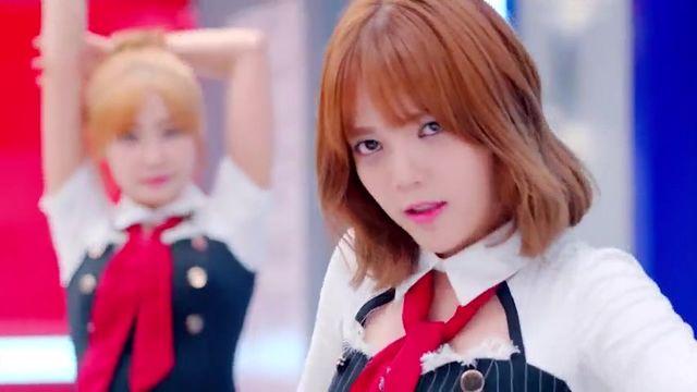 Oh Boy (Dance Version) - AOA