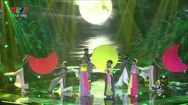 trang que - cong quoc - nha thy - khanh linh (giong hat viet nhi 2015 - vong liveshow - tap 4) - v.a
