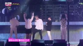 i like you pt. 2 (150930 show champion) - bts (bangtan boys)