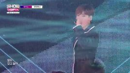 man man ha ni (150930 show champion) - u-kiss