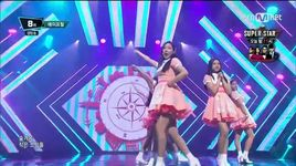 dream candy (151001 m countdown) - april