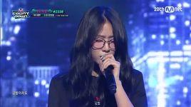 lean on me (151001 m countdown) - soyou, kwon jeong yeol (10cm)