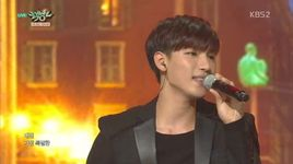 if you were me (151002 music bank) - dang cap nhat