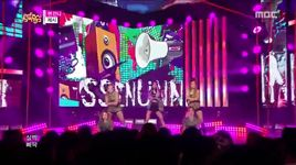 ssenunni (151003 music core) - jessi (lucky j)