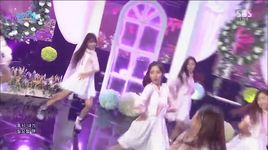 ah-choo (151004 inkigayo) - lovelyz
