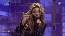 mind your own business (151004 inkigayo) - ailee