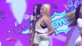 shake it (150814 simply kpop) - sistar
