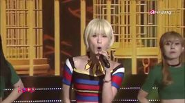 prisoner (150828 simply kpop) - stephanie (csjh the grace)