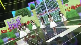 dream candy (150911 simply kpop) - april