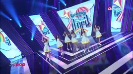 dream candy (150925 simply kpop) - april