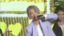 chocolate (151002 simply kpop) - kangnam (m.i.b)