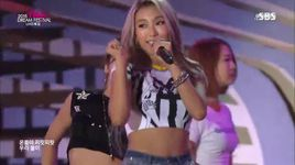 shakt it (151004 hallyu dream concert) - sistar