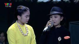 lien khuc - thien nhan - cong quoc - nha thy (giong hat viet nhi 2015 - vong liveshow - tap 6) - v.a