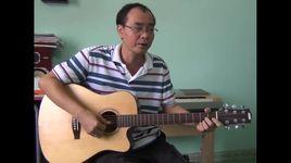 lau dai tinh ai (guitar cover) - anh ngoc