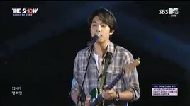 cinderella (151006 the show) - cnblue