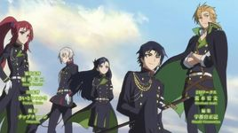 two souls - toward the truth (owari no seraph season 2 opening) - fripside