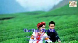 tho tinh cua nui cover - khang nguyen