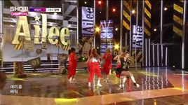 mind your own business (151007 show champion) - ailee