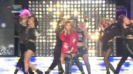 mind your own business (151009 music bank) - ailee