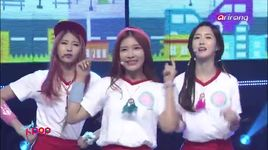 somehow (151009 simply kpop) - dia band