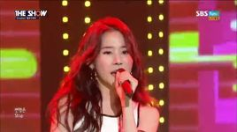 speed up (151013 the show) - melody day